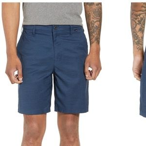 Hurley Navy Blue Shorts